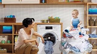 Mẹo giặt quần áo nhanh sạch chị em nội trợ cần biết