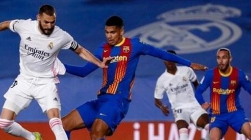 Nhận định trận Barcelona vs Real Madrid 21h15 ngày 24/10, dự đoán vòng 10 La Liga 2021/22