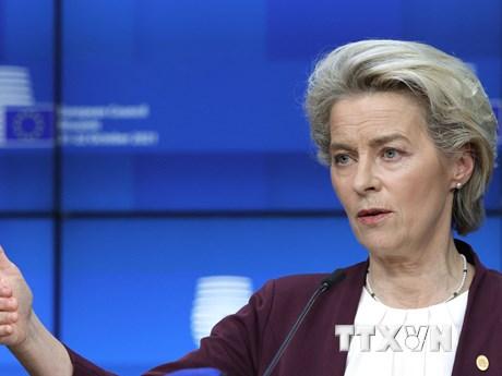 Chủ tịch EC: EU cần phát triển năng lượng hạt nhân và khí tự nhiên
