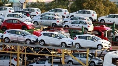 Ô tô nhập khẩu trong tháng 9 giảm 14,8%