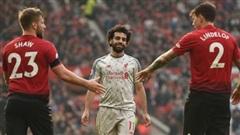 Salah tuyên bố dậy sóng trước khi Liverpool chiến MU