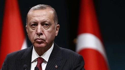 Động thái đầy rủi ro của Tổng thống Thổ Nhĩ Kỳ