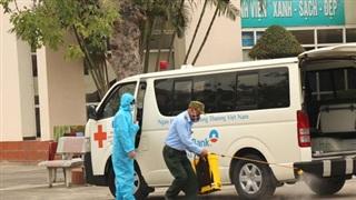 Hải Dương: Xuất hiện 2 ca dương tính tại ổ dịch Liên Đông
