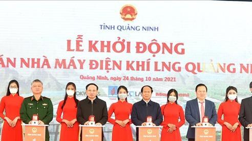 Khởi động dự án điện khí trị giá hơn 2 tỷ USD tại Quảng Ninh