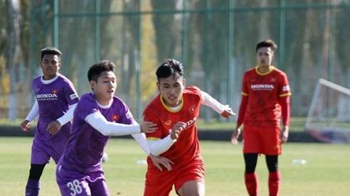 U23 Việt Nam lộ đội hình đấu U23 Đài Loan