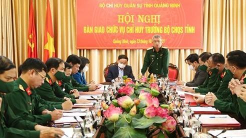 Triển khai quyết định của Thủ tướng Chính phủ, Bộ Quốc phòng về công tác cán bộ
