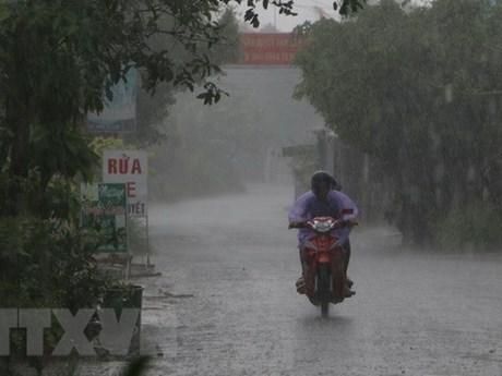 Từ ngày 25/10 đến 3/11, các khu vực trên cả nước đều có mưa