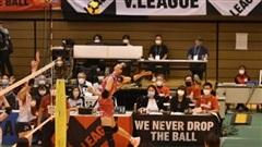 Vận động viên bóng chuyền Thanh Thúy tỏa sáng ở Nhật Bản
