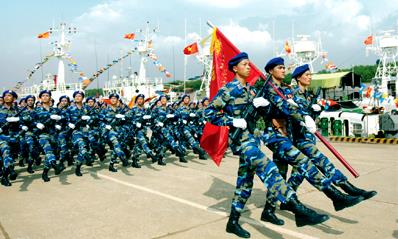 Thủ tướng Bổ nhiệm Tư lệnh, Phó tư lệnh Cảnh sát biển Việt Nam