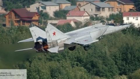 Mỹ không thể phá kỷ lục của MiG-25 đã 50 năm tuổi