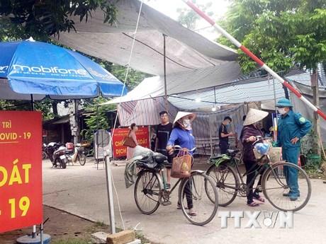Thêm 34 ca mắc COVID-19, Phú Thọ thành lập Bệnh viện dã chiến số 2