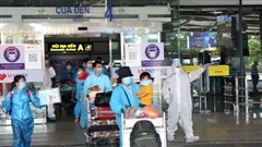 Bắc Giang: Người về từ các tỉnh, thành phía Nam áp dụng như địa bàn có dịch ở cấp độ 4