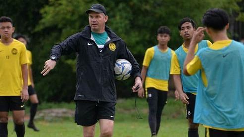 Đối thủ dính COVID-19, U23 Malaysia lo sốt vó trước thềm giải châu Á