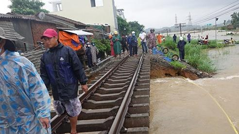 Khắc phục sự cố trên tuyến đường sắt bắc - nam