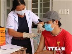 Bình Phước ghi nhận nhiều ca mắc COVID-19 dù đã tiêm 2 mũi vaccice