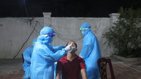 Test nhanh phát hiện tài xế đường dài TP HCM - Nghệ An nhiễm SARS-CoV-2