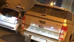 Chặn bắt lái xe bán tải say rượu gây tai nạn rồi bỏ chạy