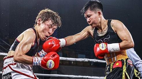 Thu Nhi vô địch WBO, đối thủ khiếu nại