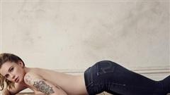 Con gái siêu mẫu Alec Baldwin khoe đường cong thiêu đốt