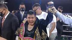 Nguyễn Thị Thu Nhi đánh bại nữ tay đấm số 1 thế giới, giành chiếc đai lịch sử cho boxing Việt Nam