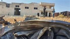 Trạm kiểm soát của Thổ Nhĩ Kỳ ở Idlib đã bị tên lửa của Syria phá hủy