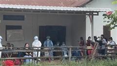 Quảng Bình: Đoàn công tác trở về khi hoàn thành nhiệm vụ hỗ trợ tỉnh Khăm Muộn (Lào) chống dịch