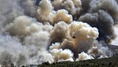 Cháy rừng toàn cầu: Nỗi ác mộng của những người lính cứu hỏa