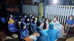 Quảng Nam: Huyện miền núi Nam Trà My ghi nhận 6 ca mắc Covid-19