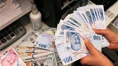 Đồng lira Thổ Nhĩ Kỳ lao dốc kỷ lục sau cảnh báo trục xuất đại sứ 10 nước phương Tây