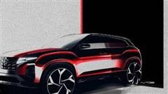 Hyundai Creta 2022 lộ diện