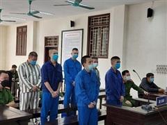Xét xử con nuôi Nguyễn Xuân Đường về tội 'Cố ý gây thương tích'