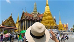 3 chương trình đón du khách quốc tế của Thái Lan