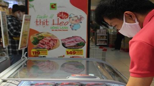 Thịt lợn nhập khẩu ảnh hưởng giá trong nước?