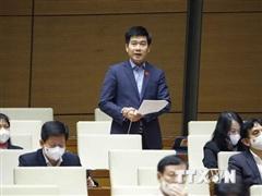 Kỳ họp thứ 2, Quốc hội khóa XV: Thảo luận 3 dự án Luật