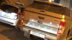 Lực lượng 141 chặn bắt tài xế say xỉn gây tai nạn liên hoàn trên đường phố Hà Nội