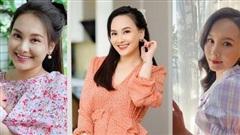 Nhan sắc thay đổi của Bảo Thanh từ sau sinh con gái