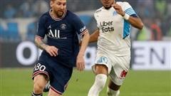 Messi tiếp tục 'tịt ngòi' ở Ligue 1