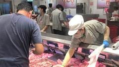 Giá thịt lợn đã ngưng đà giảm
