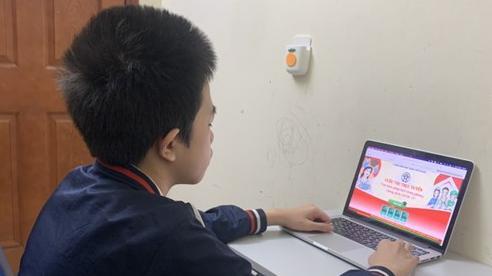 Quận Thanh Xuân: 100% học sinh từ 12 tuổi trở lên tham gia thi tìm hiểu pháp luật phòng, chống dịch