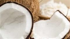 Tác dụng tuyệt vời của cùi dừa với sức khỏe