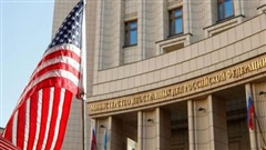 Moscow, Washington lại căng thẳng về vấn đề xin thị thực