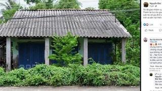 Bầu Thụy sẽ xây nhà cho gia đình Hồ Văn Cường