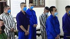 Con nuôi Đường 'Nhuệ' lĩnh án 8 năm tù về tội 'Cố ý gây thương tích'