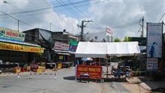 Ca nhiễm cộng đồng cao, An Giang áp dụng cấp độ 3 ở huyện Chợ Mới