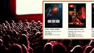 Dân mạng 'rần rần' đặt vé xem phim bom tấn tại rạp