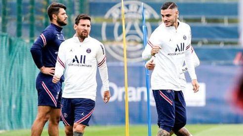 Messi thúc giục PSG bán Icardi sau lùm xùm bị vợ bỏ