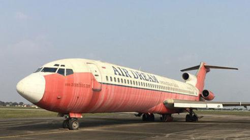 Khẩn thiết xin máy bay bỏ không ở Nội Bài làm dụng cụ giảng dạy