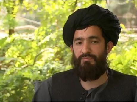 Afghanistan: Taliban cam kết bảo vệ an ninh cho phái bộ EU tại Kabul