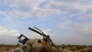 Trực thăng Mi-24 rơi ở Syria, phi công thiệt mạng