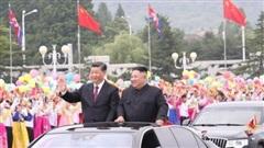 Cơ quan ngôn luận đảng Lao động Triều Tiên: Quan hệ bất khả chiến bại Trung-Triều được thiết lập bằng máu